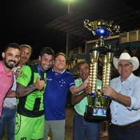 Parque das Primaveras vence 3º Campeonato de Futebol de Bairros