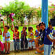 Acadêmicos participam de projeto social