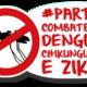 Saúde realiza mutirão contra a dengue nesta quinta