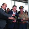 Forças policiais recebem 500 novas viaturas
