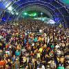 Carnaval em atrai público recorde