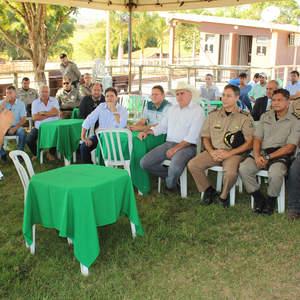 Goiatuba já conta com policiamento rural georreferenciado