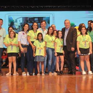 FAEG / SENAR entregam premiação do Projeto Agrinho