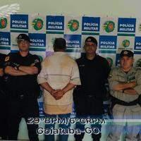 PM captura Foragido da justiça