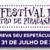 Aberta inscrições para o 3º Festival de Teatro