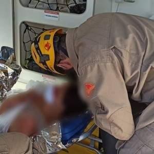 Morrinhos: Mulher dá à luz dentro de carro quando ia para hospital