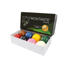 Jogo de bolas snooker Montante 54mm