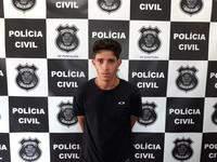 Polícia Civil prende ladrão de banco