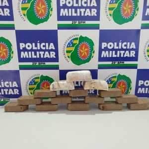 Policiais militares frustram mais uma ação do tráfico de drogas