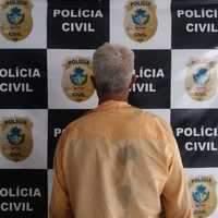Homem é preso por receptação de motosserra