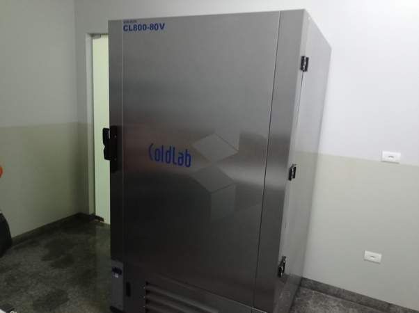 Goiatuba já conta com ultra freezer para vacinas contra COVID-19