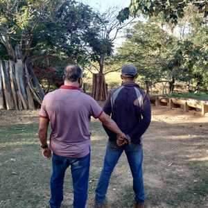 Polícia Civil cumpre mandado contra suspeito de homicídio em Palmelo