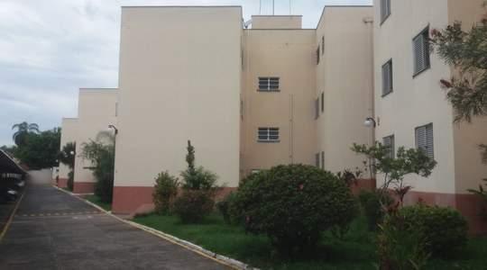 Esta imagem pode conter informações sobre Apartamentos Mobiliados em Campinas - Apartamento mobiliado com três dormitórios (D) no Jardim Garcia próximo a PUCCAMP II