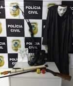 Menor é apreendido por apologia ao crime e ato preparatório de terrorismo