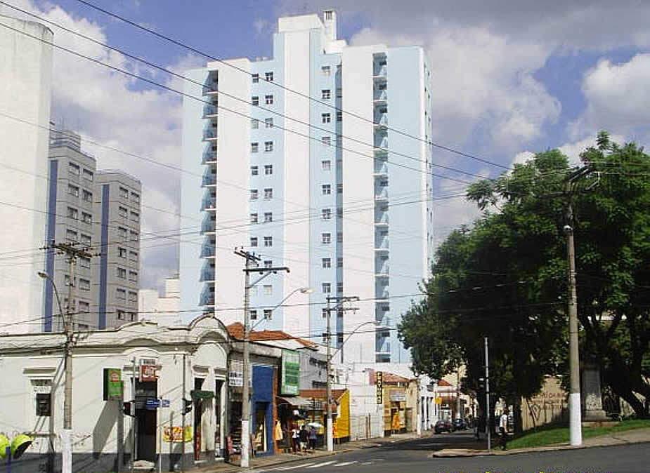 Sobre esta imagem: Apartamento mobiliado com 1 dormitório no Centro de Campinas, fácil acesso as principais Universidades de Campinas: PUCCAMP I, PUCCAMP II, UNICAMP e UNIP -