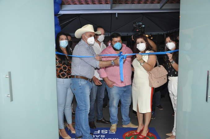 Goiatuba - Setor Oeste ganha nova unidade de saúde