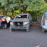 Polícia Civil apreende veículos e prende receptador