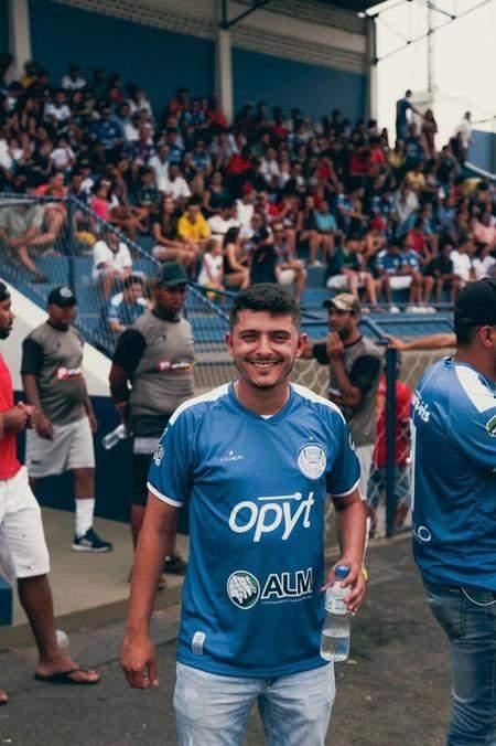 Eduardo Bessa é reeleito presidente do Azulão do Sul