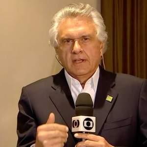 """Governador de Goiás recua sobre medidas mais rígidas e reclama de falta de apoio: """"Não vale a pena fazer um decreto por fazer"""""""