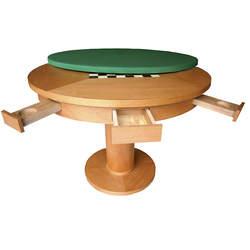 Mesa para jogo de Xadrez