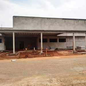 Novo Hospital Municipal de Joviânia será concluído em dezembro
