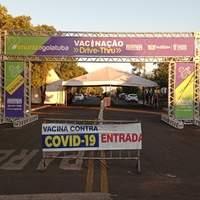 Sábado de vacinação contra Influenza e Covid-19