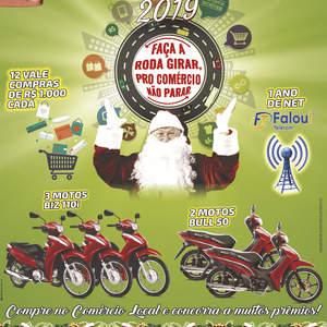 CDL lança campanha de natal na próxima semana