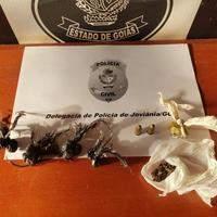 Operação de Combate ao Tráfico de Drogas
