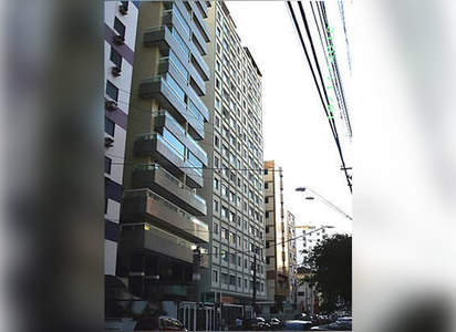 Esta imagem pode conter informações sobre Kitnets Mobiliados em Campinas SP - Apartamento Mobiliado no Centro de São Vicente Próximo a UNESP