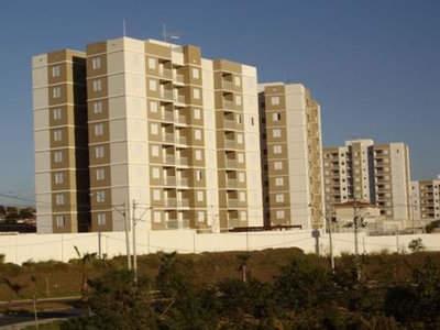 Esta imagem pode conter informações sobre Apartamentos Mobiliados em Campinas - Apartamento mobiliado com dois dormitórios em frente a PUCCAMP II