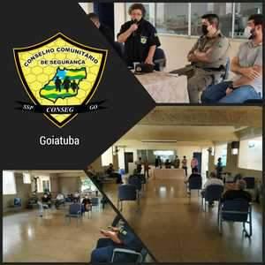 Conselho de Segurança de Goiatuba tem novo presidente