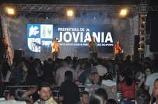 Festividade marca comemoração dos 59 anos de Joviânia