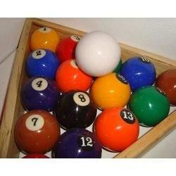 Jogo de bolas importado completo