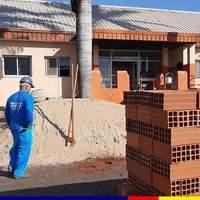 Empresa já trabalha na reforma do Hospital Municipal